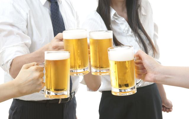 乾杯のビールが苦手な人でも飲めるようにするアレ