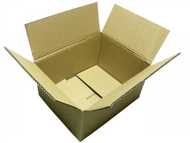 大きめの段ボール箱