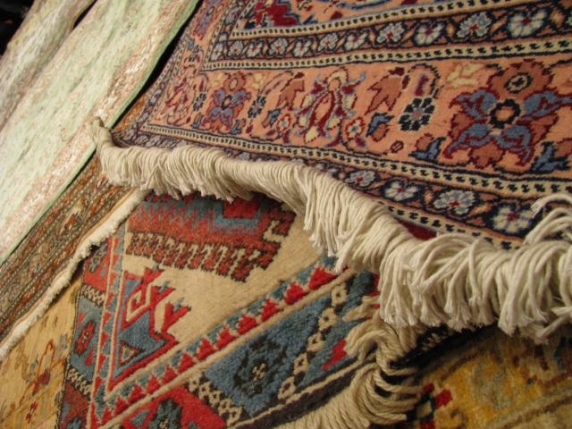 カーペットやじゅうたんの凹みをキレイに戻す方法