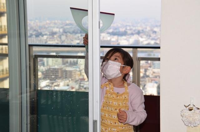 窓ガラスの曇りや汚れをアレで取る方法