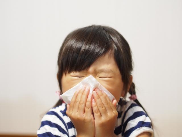 【花粉症】くしゃみを即座に止める最強の方法と注意点